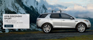 Discovery Sport - Land Rover Edmonton